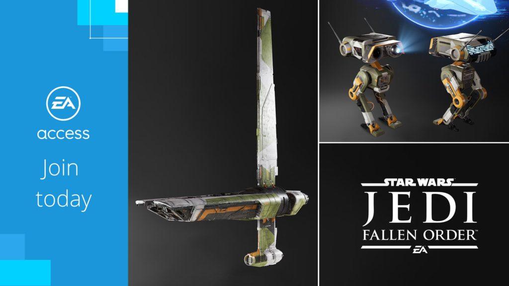 Star Wars: Jedi Fallen Order не получит демо-версия в EA Access.