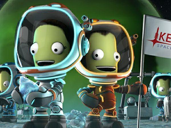 Новое DLC Kerbal Space Program