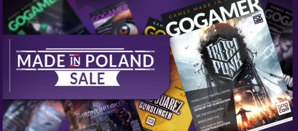 В GOG началась польская распродажа.