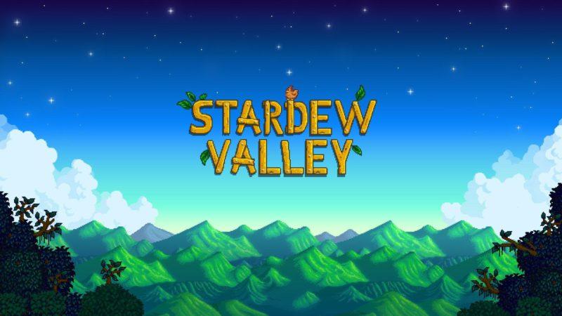 Stardew Valley скоро получит патч 1.5