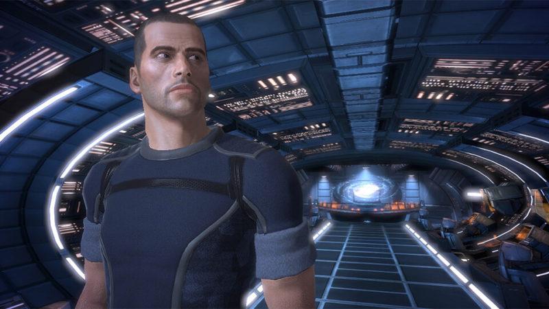 12 лет Mass Effect.