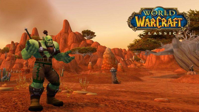 Первоначальный интерес гаснет. World of Warcraft Classic теряет игроков.