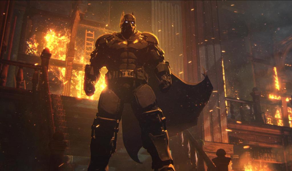 Следующую игру о Бэтмене, возможно, анонсируют на The Game Awards.