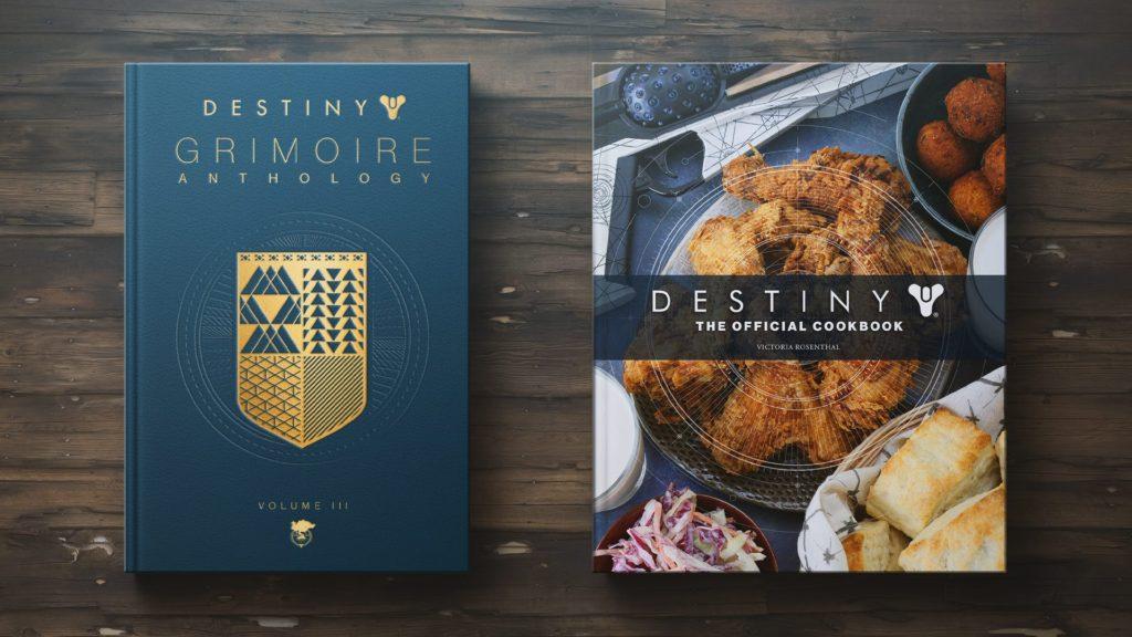 Destiny обзаведётся официальной книгой рецептов.
