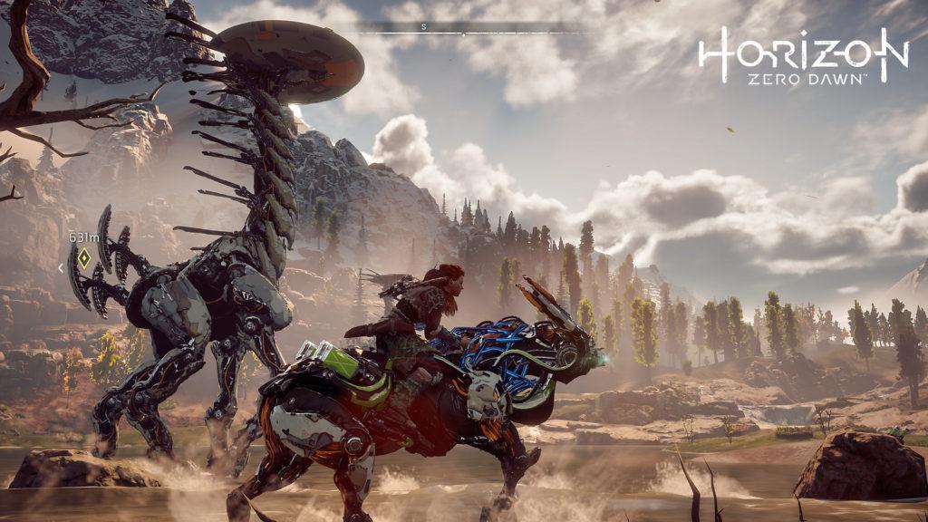 Horizon Zero Dawn для PC засветилась на Amazon