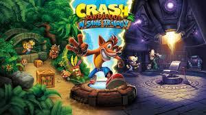 Sony возможно снимает анимационный фильм по Crash Bandicoot.