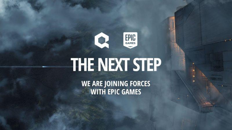 Epic Games приобретает Quixel для создания более реалистичной графики в будущих играх.