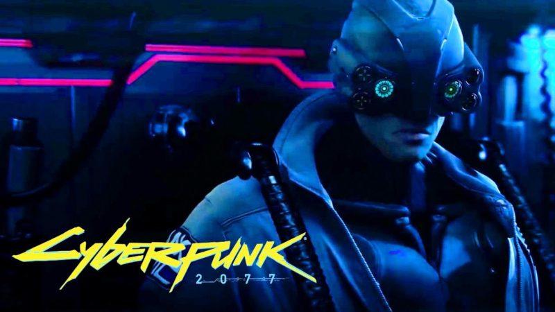 Cyberpunk 2077 policeman