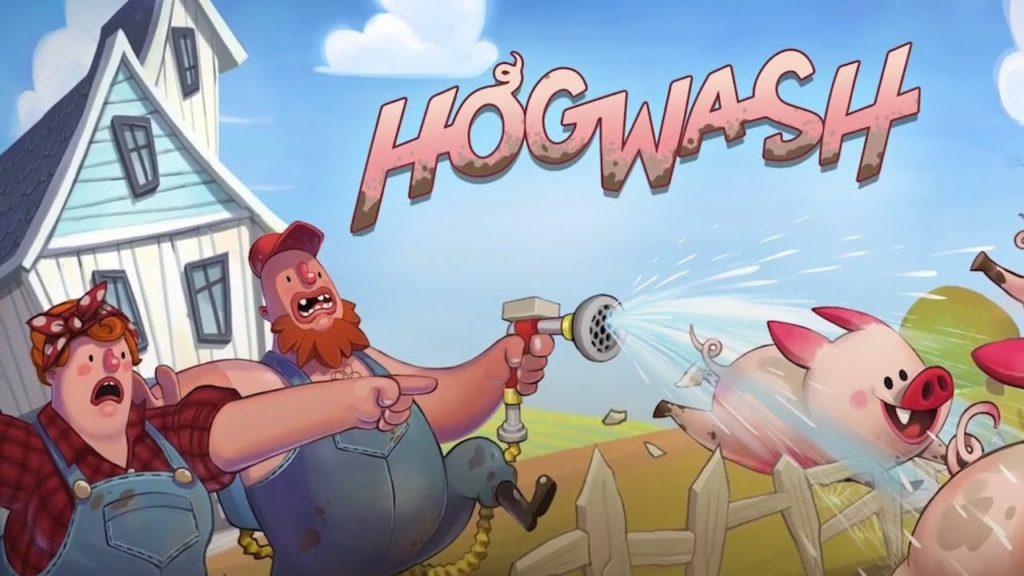 Hogwash Game Logo