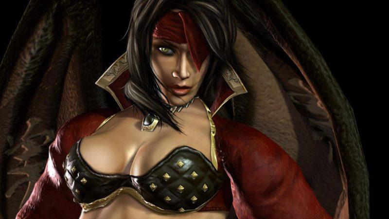 Нитара официально подтверждена в перезапуске киновселенной Mortal Kombat.