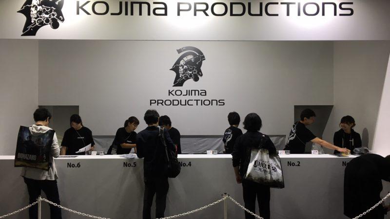 Хидео Кодзима хочет делать фильмы.