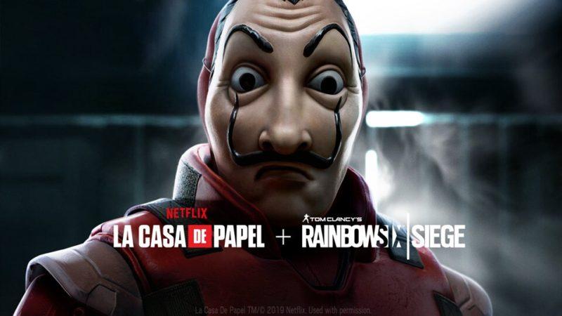 В Rainbow Six Siege пройдёт событие с Netflix