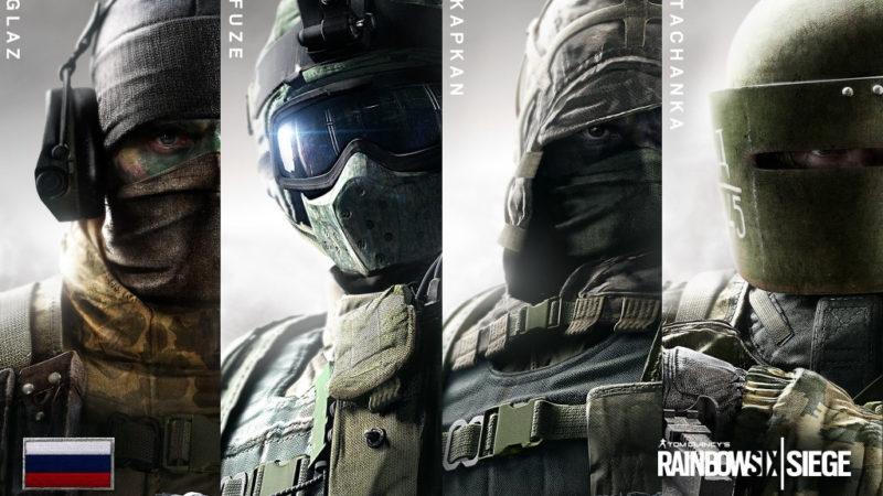 Ubisoft Montreal планирует усовершенствовать русских оперативников в Tom Clancy's Rainbow Six: Siege.