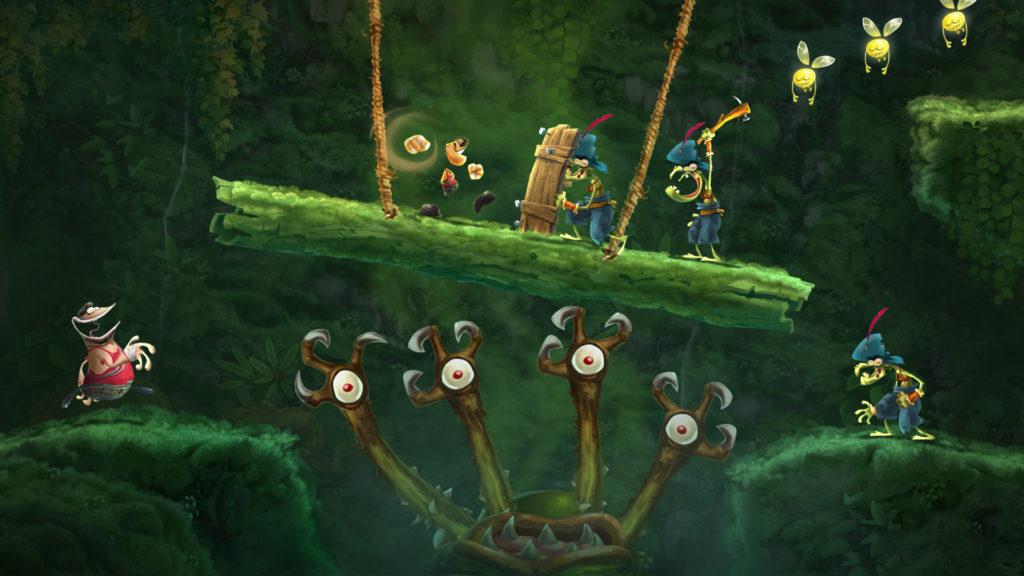 Раздача Rayman: Legends в EGS