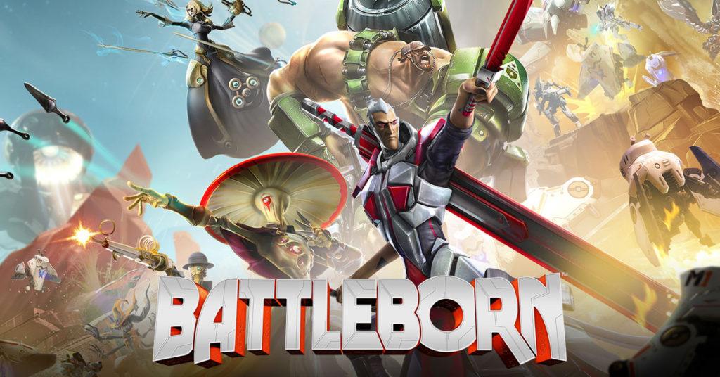 Сервера Battleborn отключат в январе 2021.