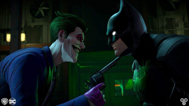 Telltale Batman Shadows Edition получила возрастной рейтинг в Австралии