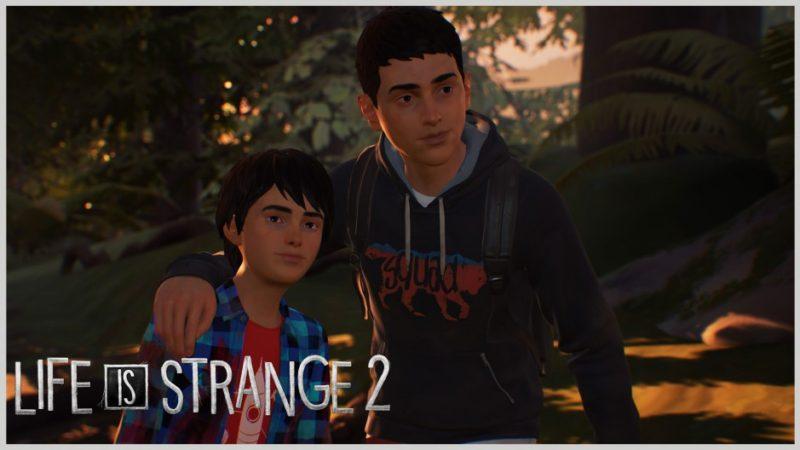 3 декабря выйдет последний эпизод Life is Stange 2.
