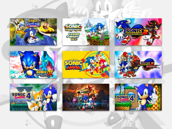 Humble Bundle Sonic Bundle 2019