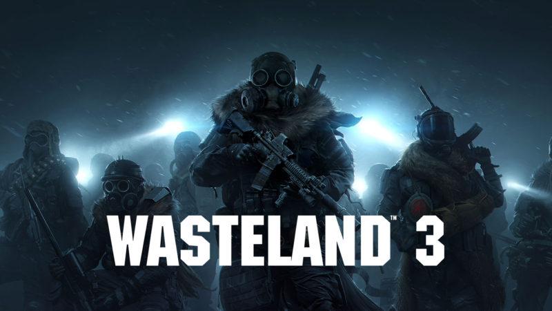 Логотип Wasteland 3