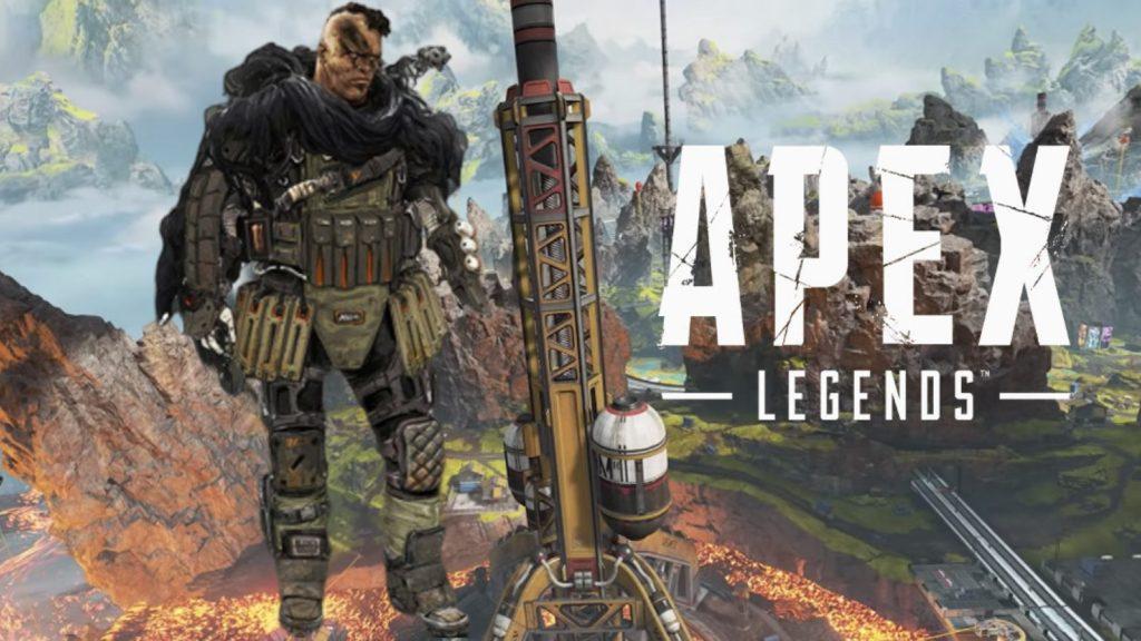 Forge, вероятно, станет следующим героем в Apex Legends.