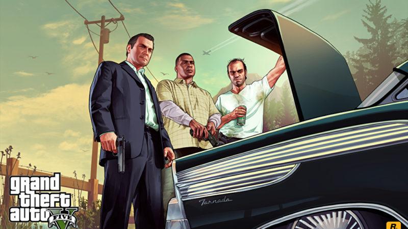 С новым обновлением в Grand Theft Auto V появится новая радиостанция.