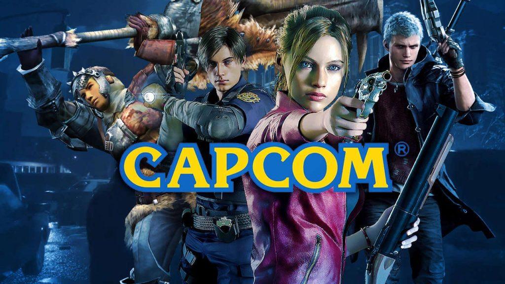 Capcom разослала приглашения на тестирование неназванного проекта
