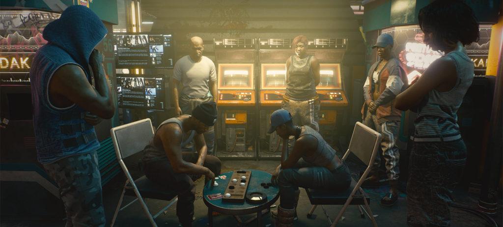 В последнем видео о Cyberpunk 2077 нашли упоминание ещё одной банды