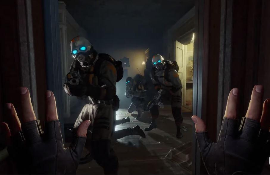 Half-Life: Alyx не покажут на TGA сегодня