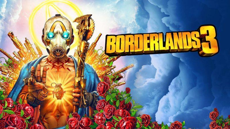 Borderlands 3 логотип игры