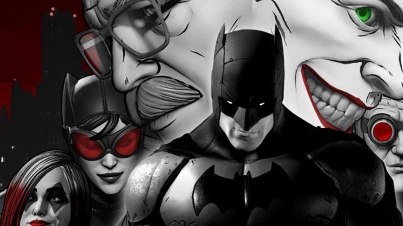 Batman Shadow Mode