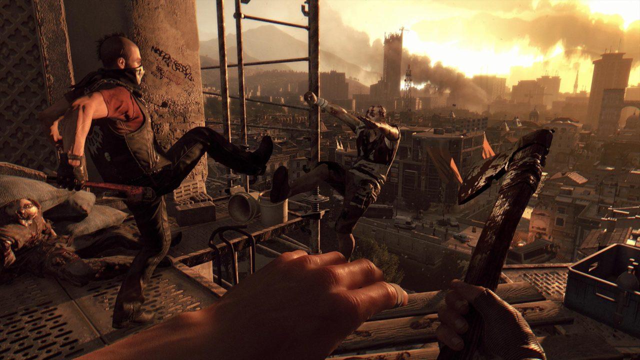 Dying Light сталкивают зомби