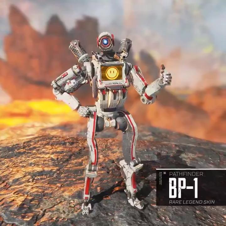 Получите бесплатный скин для Pathfinder в Apex Legends