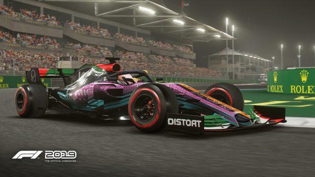 Codemasters выпустила патч 1.18.1 для F1 2019