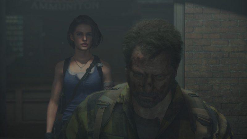 Resident Evil 2 получила обновление на PS4