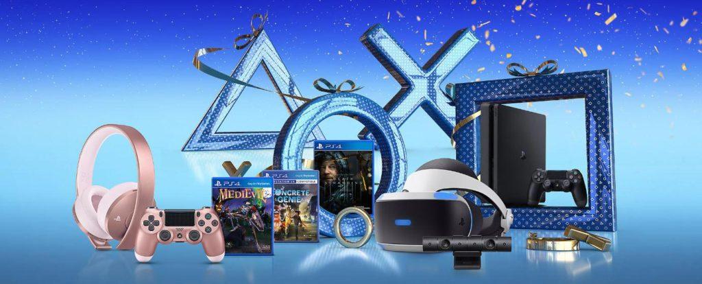 Sony представила новые скидки на PlayStation