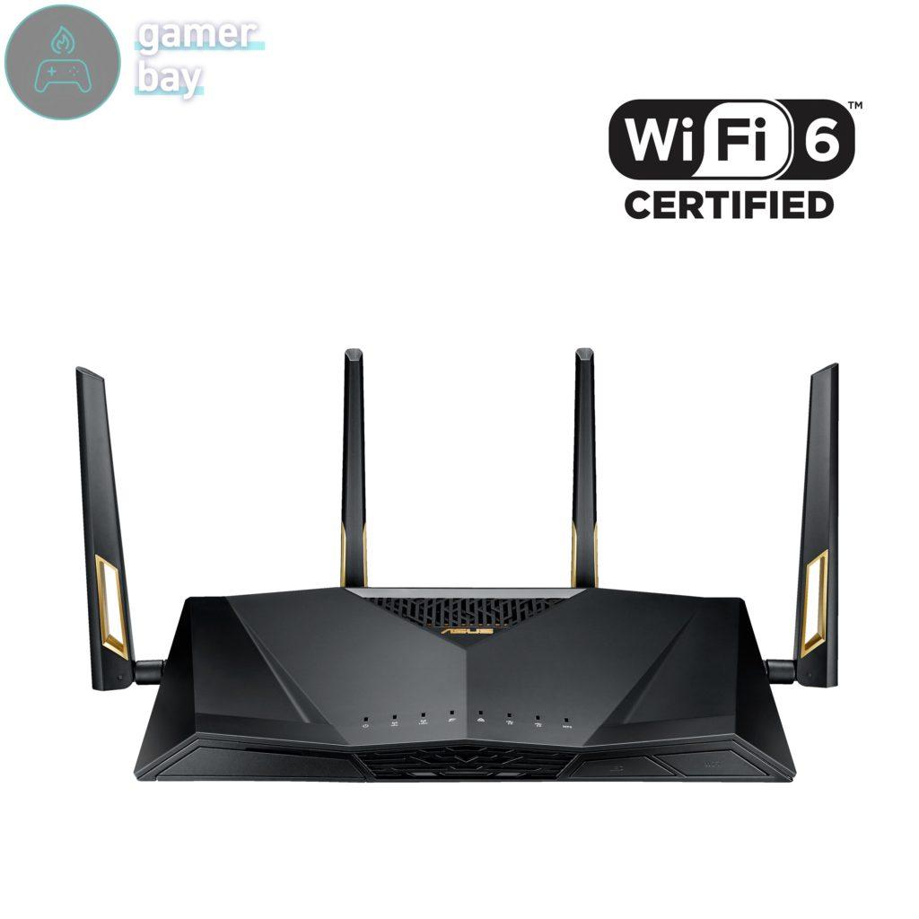 Маршрутизатор ASUS RT-AX88U получил сертификацию Wi-Fi CERTIFIED 6