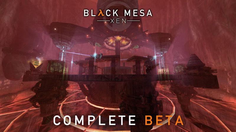 Black Mesa добралась до стадии полной беты