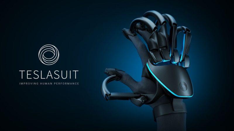 Создана перчатка, передающая прикосновения в VR
