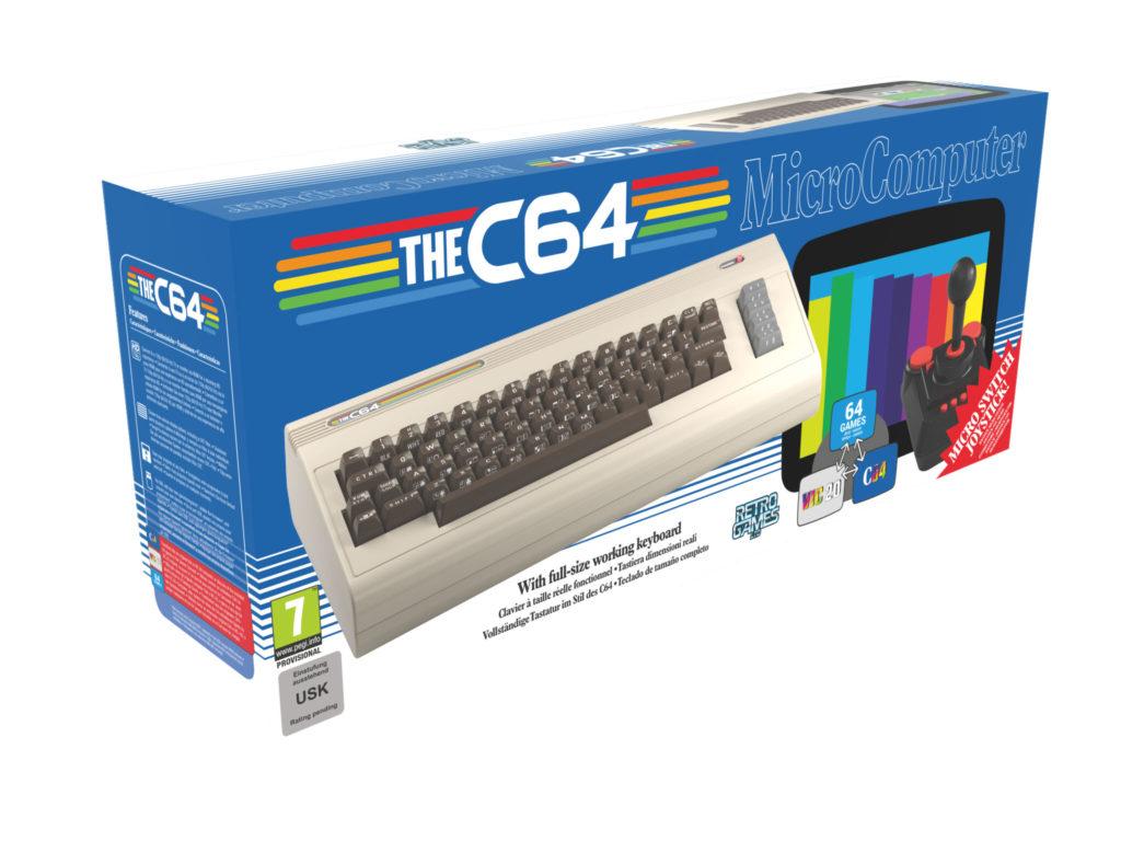 Commodore 64 возвращается