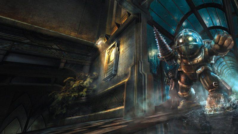 2K Games официально подтвердила разработку BioShock