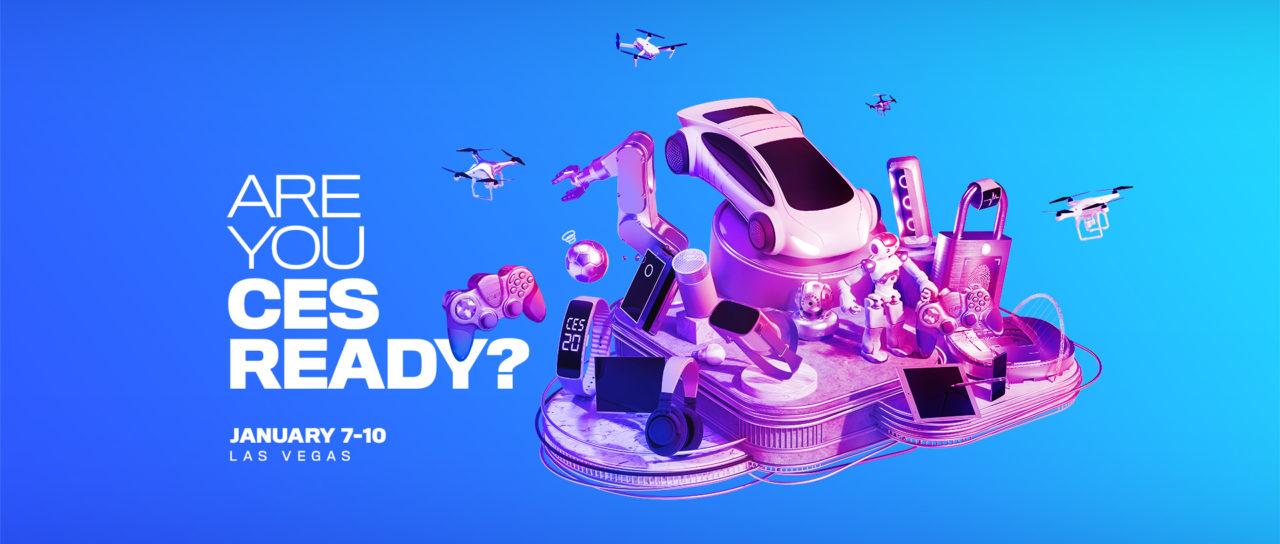 Sony готовится к CES 2020