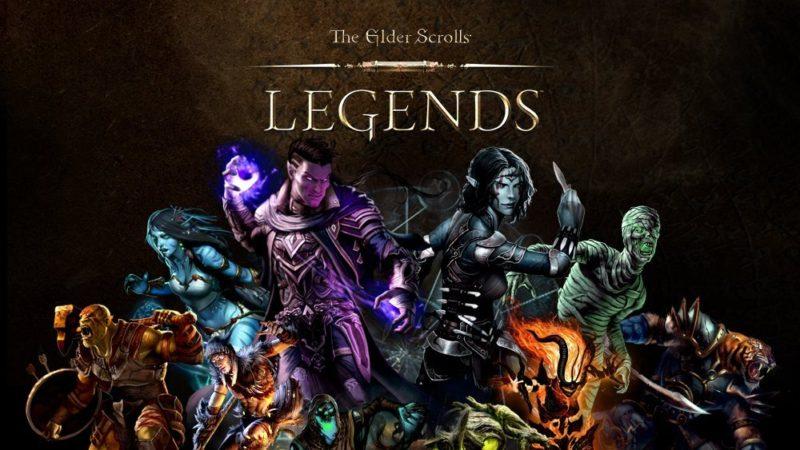 Приостановлена поддержка TES:Legends