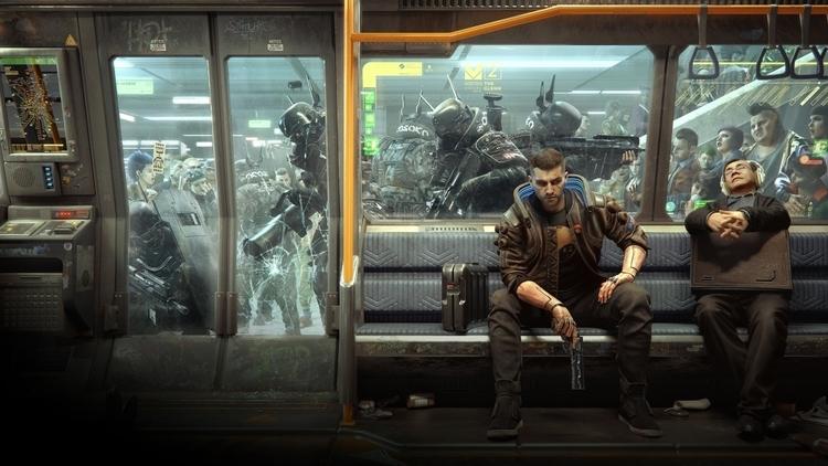 Cyberpunk 2077 порадует огромным количеством диалогов