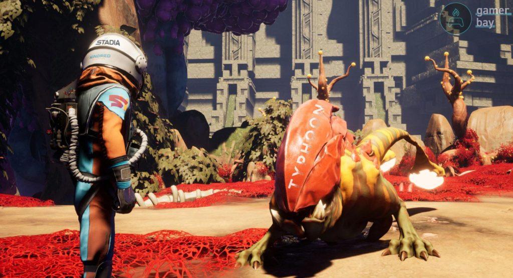 Разработчики Journey to the Savage Planet вливаются в ряды Stadia