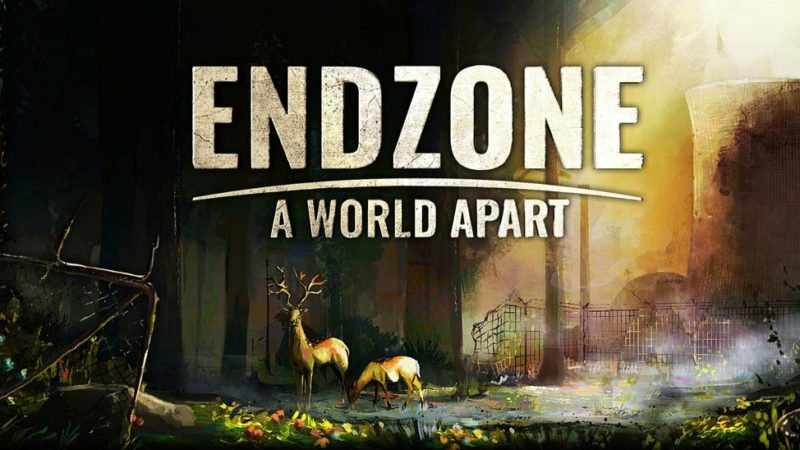 Endzone - A World Apart Logo