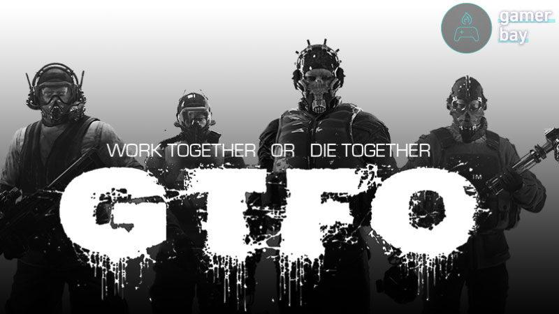 GTFO game logo