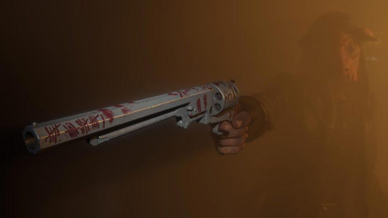Navy Revolver GTA Online