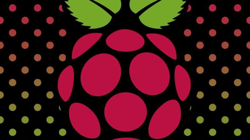 Raspberry Pi логотип компании