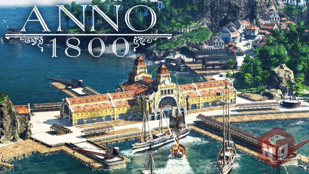 Anno 1800 будет бесплатна с 11 по 18 декабря