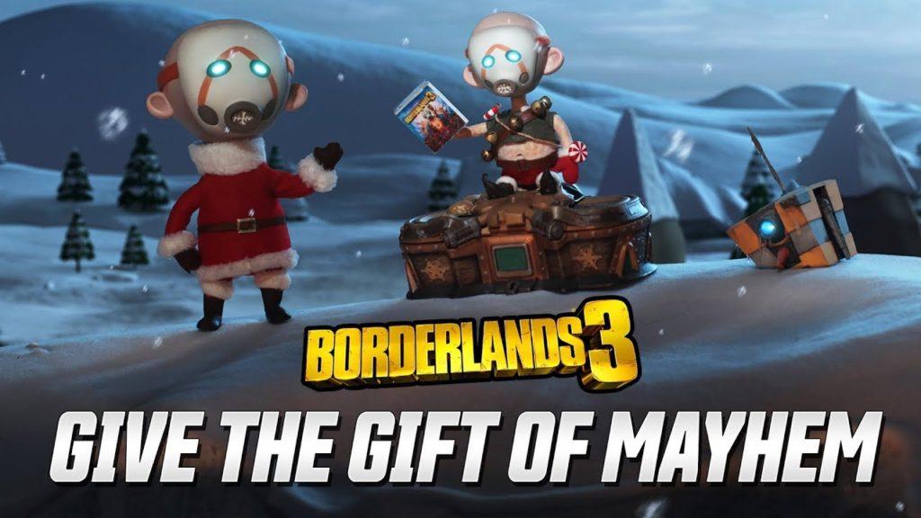 Gearbox раздает новогодние подарки